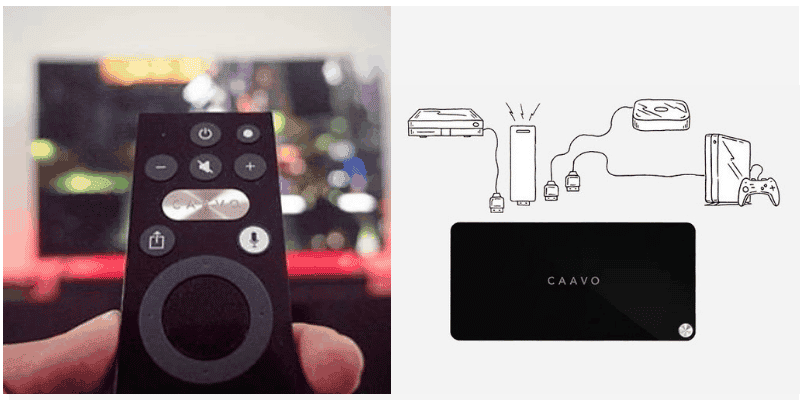 caavo remote review