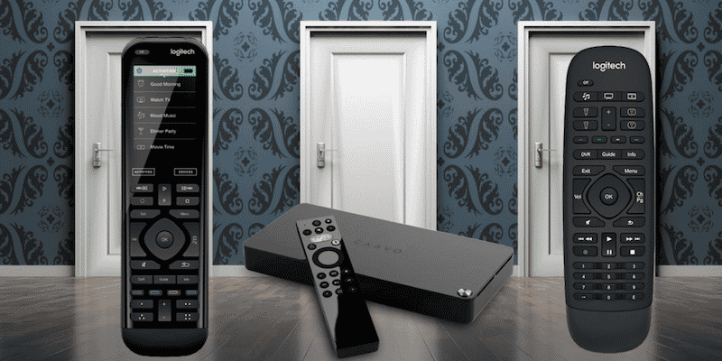 Universal Remote Smackdown! Caavo vs Logitech Harmony Elite and