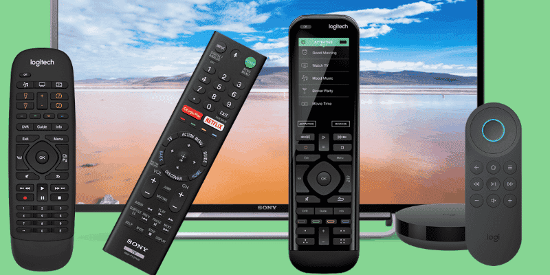 Sony Smart TV Universal Remote Controls: 8 Best for 2019