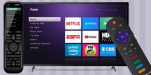 best universal remotes for roku