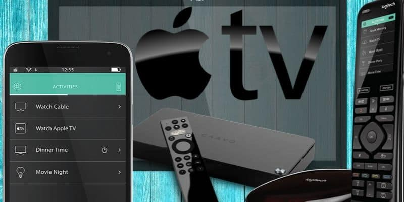 best applet tv 4k remote replacements