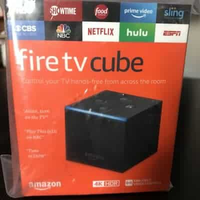 Fire TV Cube 2 vs Fire TV Cube 1
