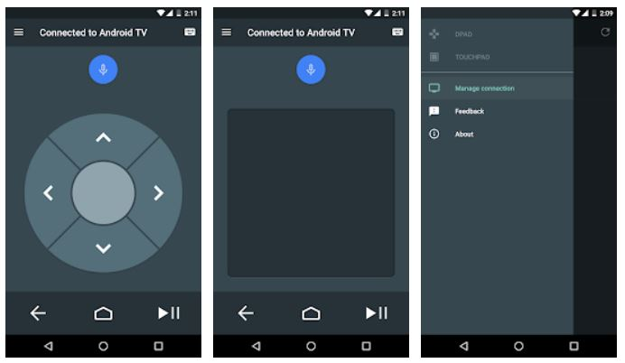 best remote apps android tv