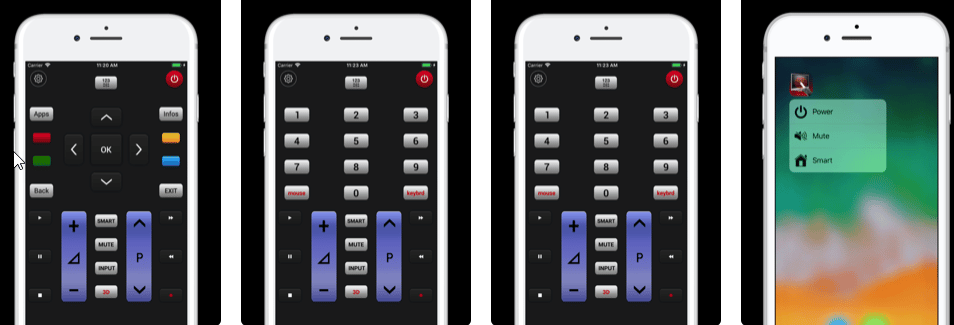 best universal remote apps