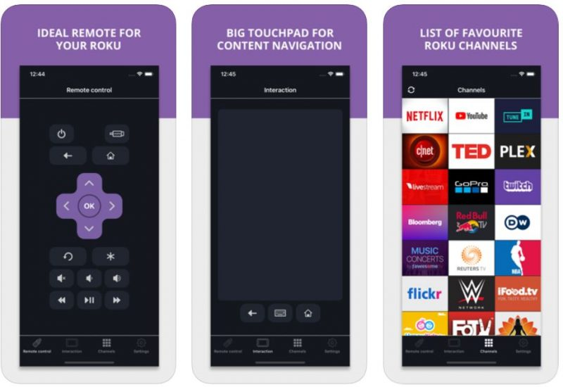 best remote apps roku