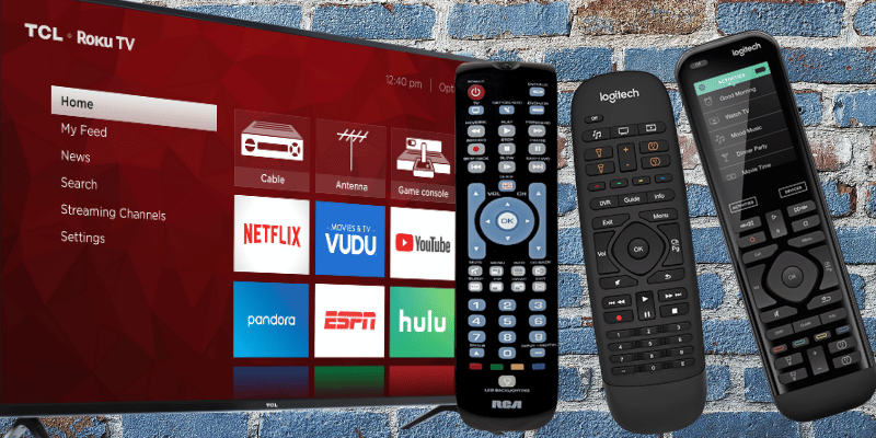 best rca tv remotes