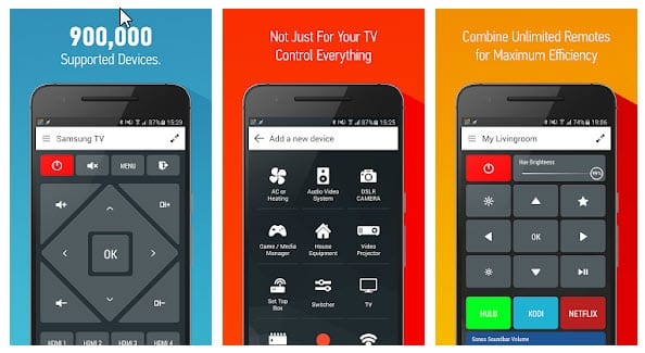 best universal remotes android