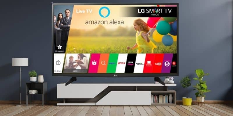 best smart tvs with alexa