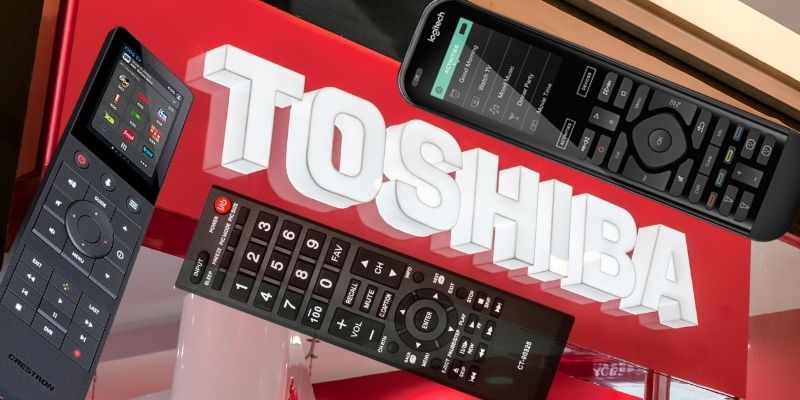 best remotes for toshiba tvs