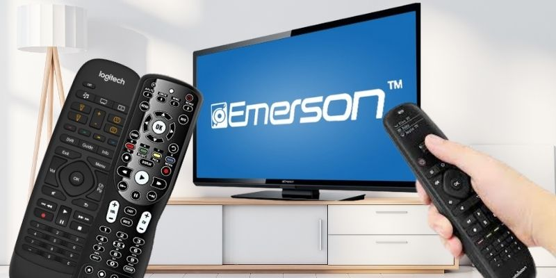 best remotes for emerson tvs